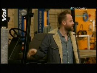 Discovery Цепная реакция 5 серия