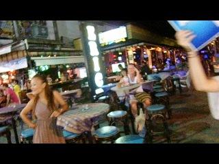 Thailand Phuket Patong Bangla road