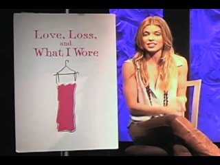 Love Loss and What I Wore's AnnaLynne McCord Celebrates Mothers