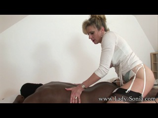 Lady-Sonia - Shaft Comes To Play While My Husband Is Out