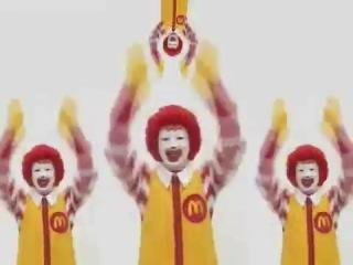 Ronald McDonald's Insanity