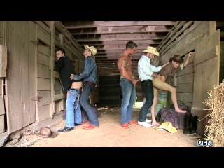 Going west part 3. johnny rapid, hunter page, cooper reed, chris bines & jack king