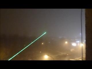 Зеленая Лазерная Указка 200 mW