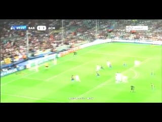 David Villa GOal By Aduk
