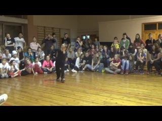 Flayd Kindersss PDS preselection hip hop Funky Juice Explosion FEST