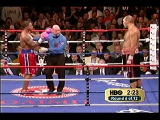 2006-10-07 Nikolai Valuev vs Monte Barrett (WBA World Heavyweight Title)