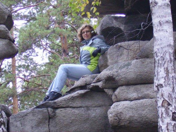 Ирина Закирова, Екатеринбург, Россия