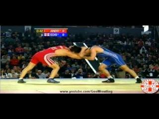 Дьобуруопа чөмпүйэнээтэ - 2013. 55 кг ФИНАЛ: Владислав Андреев (САХА СИРЭ) - Георгий Эдишерашвили (Грузия)