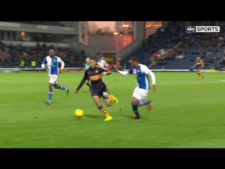 Blackburn 1 - 0 newcastle - highlights