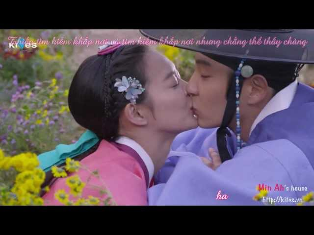 [Vietsub Kara] Black Moon - Shin Min Ah ( Arang and the Magistrate OST)