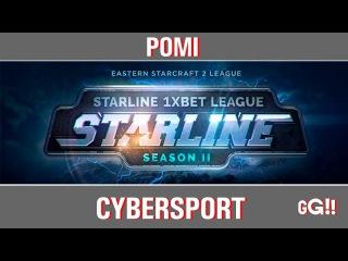 Starline #3 Challenger - группа F (Pomi)