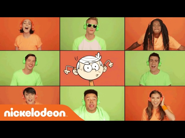 The Loud House NRDD A Capella Theme Song Mashup by Range | Nick