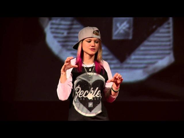 Motocrossing against all odds Ashley Fiolek at TEDxAthens 2012
