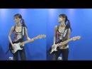 Top 5 Guitar Covers SARGE994ROCK Juliana Vieira Tina S Laura cox crea1337 Diezo1