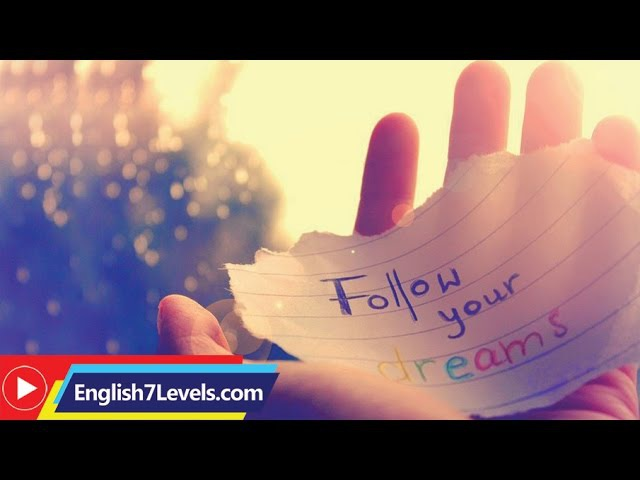 Learn English Through Story ★ Subtitles A Dream Come True elementery level