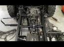 ГАЗ 66 РК УРАЛ 4320 Двигатель HINO J07C