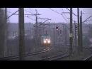 Traxx Orlen KolTrans Regio z Wronek mijają się w Kiekrzu