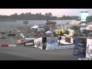 GRC final - New Hampshire: Travis Pastrana, Sam Hübinette, Brian Deegan!