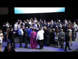 Millionaire Club - Afanasiev wins a Maserati