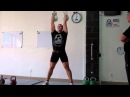 40kg Kettlebell Long Cycle World Record Ivan Denisov