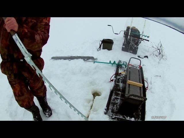 Финская пила для льда RAPALA
