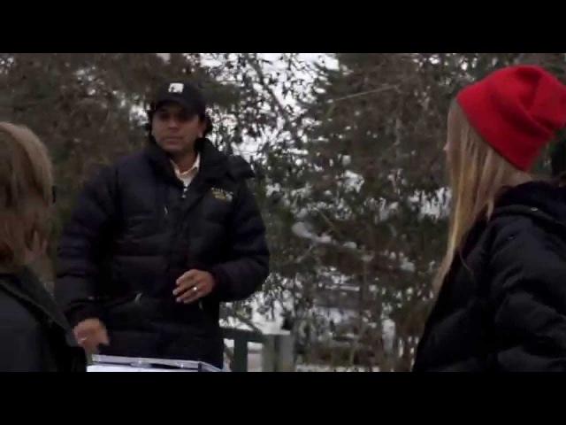 The Visit Behind The Scenes Footage Kathryn Hahn M Night Shyamalan Olivia DeJonge