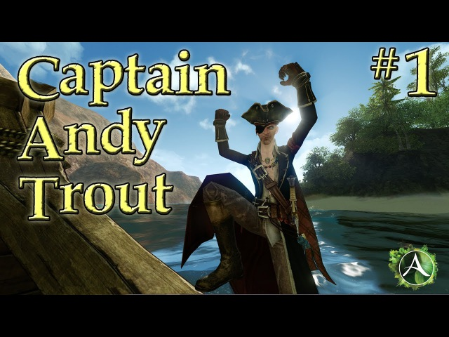 The Tale of Captain Andy Trout - Perverted Pirates [Part 1]