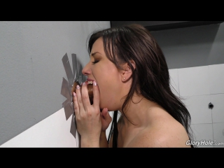 [GloryHole] Jennifer White (1080p) Interracial, Creampie, 1 on 1, Brunette, Hairy, Big Booty