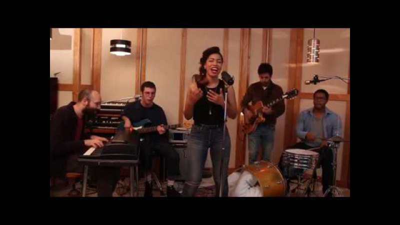 Scary Pockets feat India Carney Kiss from a Rose Seal funk cover