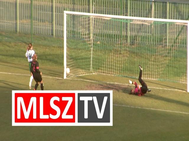 ETO FC Győr Kóka FNLA 3 0 JET SOL Liga 5 forduló MLSZ TV