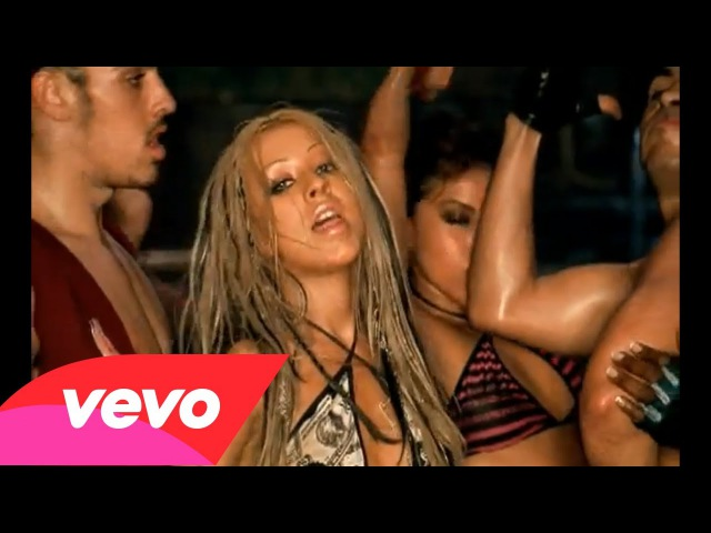 Christina Aguilera - Dirrty (Official Music Video) ft. Redman