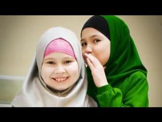жакау хиджабтагы кыз