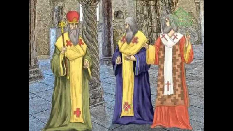 Мульткалендарь. 21 марта. Преподобный Феофилакт Исповедник епископ Никомидийский