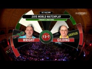 Adrian Lewis vs Gerwyn Price (World Matchplay 2015 / Round 2)