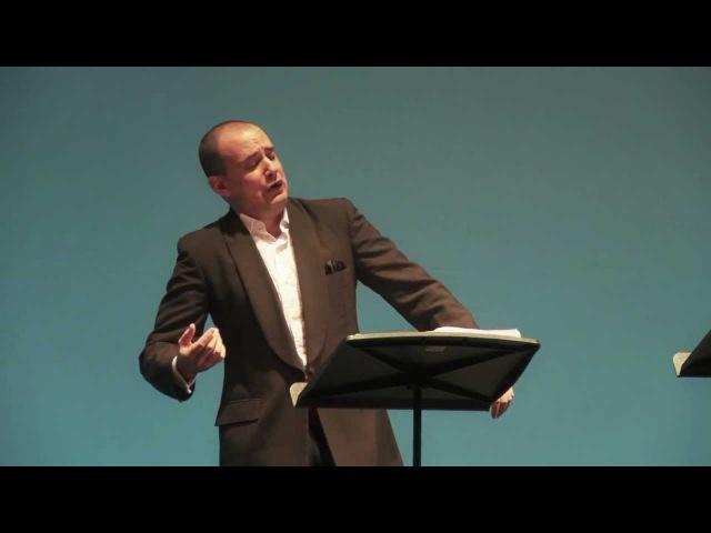 Alto Giove aus Polifemo Franco Fagioli Rubén Dubrovsky Bach Consort Wien
