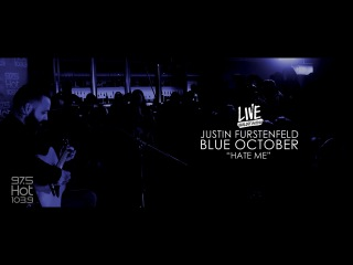 Justin Furstenfeld - Hate Me(acoustic)  (Live at Aloft in Tempe) HD