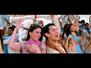 """Шикарный клип из индийского фильма """"3 идиота"""" - Зуби Дуби (Zoobi Doobi) - HD"""