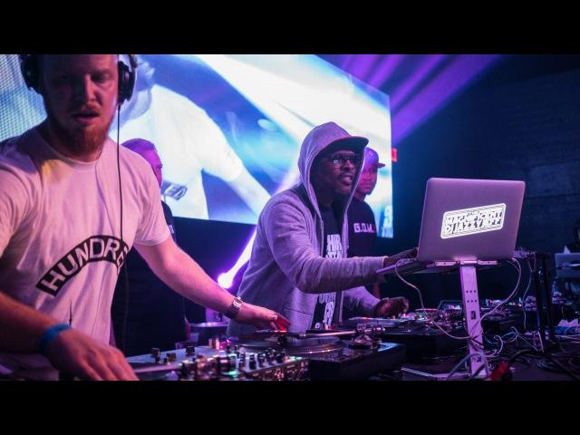 DJ Jazzy Jeff Skratch Bastid Red Bull Thre3style 2015 World Finals