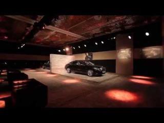 Вечер громких премьер: Mercedes-Maybach S-Класс и Mercedes-AMG GT