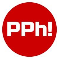 Логотип PPh / Pop-Philosophy!