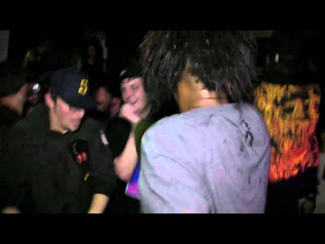 Danny Brown — Blueberry (Pills Cocaine)