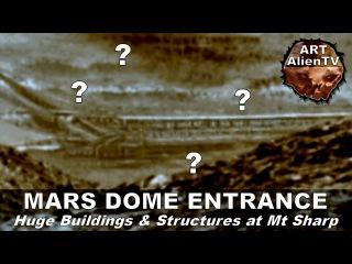 """Марсианский акведук. Как пишется """"История Марса"""". 📚"""