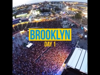 MAJOR LAZER on Instagram: BROOKLYN UNTIL NEXT YEAR! THANK YOU FOR AN AMAZING NIGHT! BE SAFE OUT THERE ON DAY 2 AND  ALL THE WAY BACK  #MDBP15