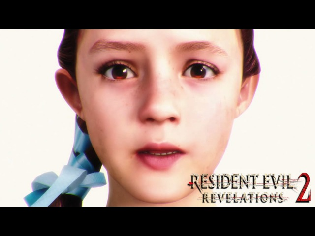 Resident Evil Revelations 2 Game Movie Chronological Order All Cutscenes 1080p HD