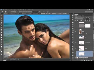 Editorial Retouch From Start To Finish, Part 10 - Develop flexible workflow