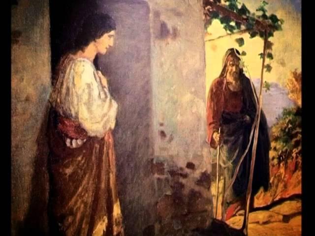 Закон Божий Серия 209 Лазарева суббота Воскрешение Лазаря