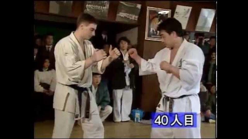 Шокей Мацуи _ Дан Тест _ 50 боев