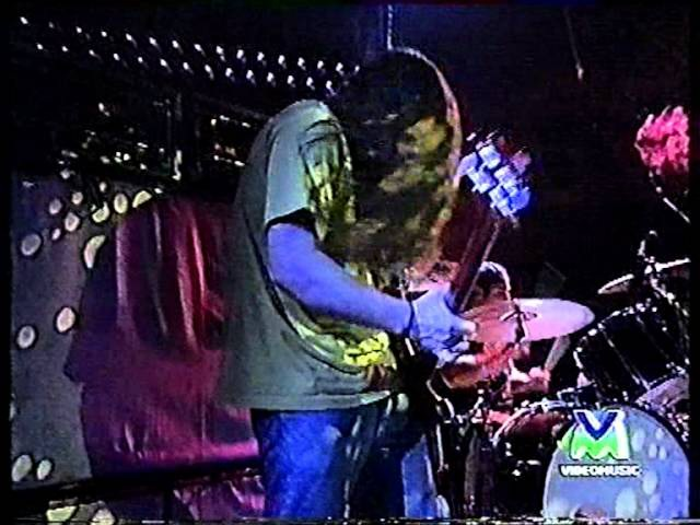 KYUSS live @ Segnali Di Fumo 1995 *full show* BEST QUALITY