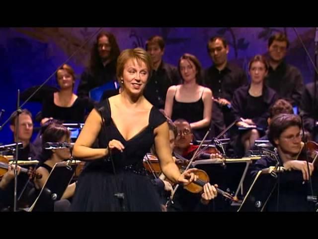 Anne Sofie von Otter Offenbach La Périchole 'Je suis grise' 2001