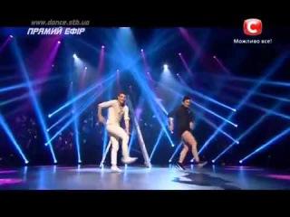 Аня Николенко и Даниель Сибилли   Танцуют Все 7   Финал   Третий Прямой Эфир 19 12 2014